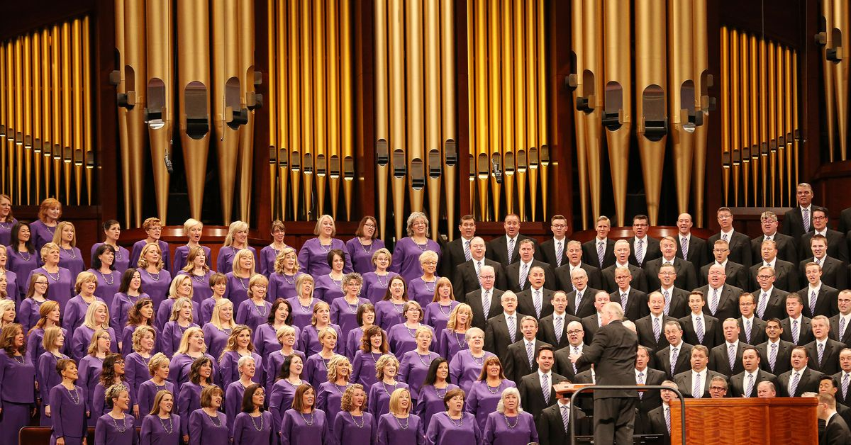 Amid Covid 19 Tabernacle Choir Grows Music And The Spoken Word Audience Deseret News