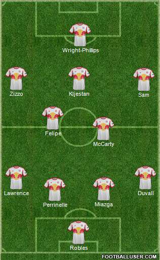 NYRB lineup 4/9/2015