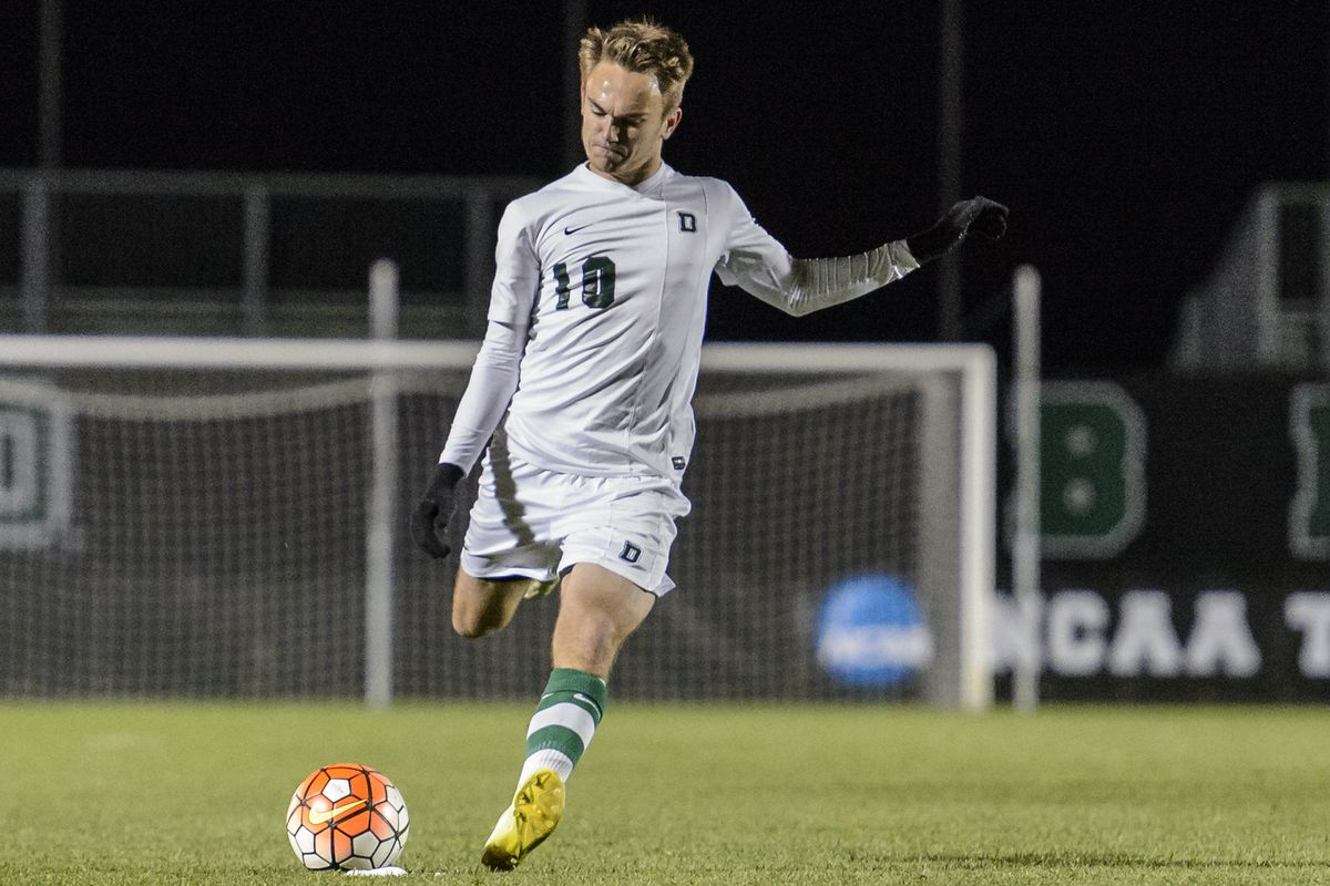 Dartmouth sophomore forward Matthew Greer