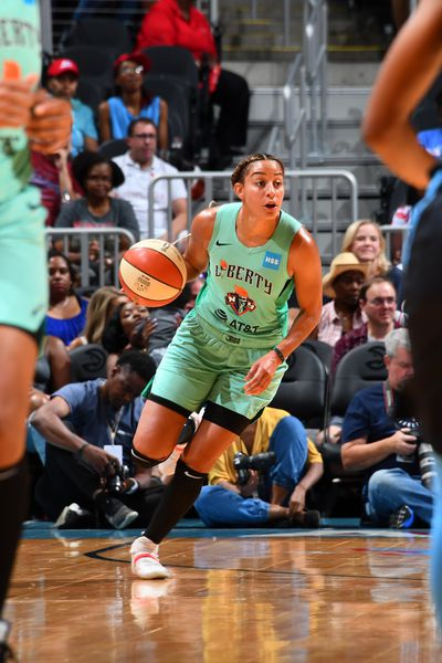 New York Liberty v Atlanta Dream