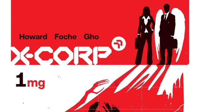 An exclusive look at Marvel's X-Corp, where the X-Men fight the nightmare of corporate culture