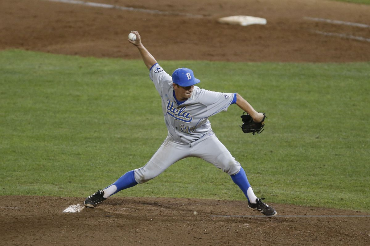 David Berg and his Bruin teammates look to wrap up the 2014 season on a high note