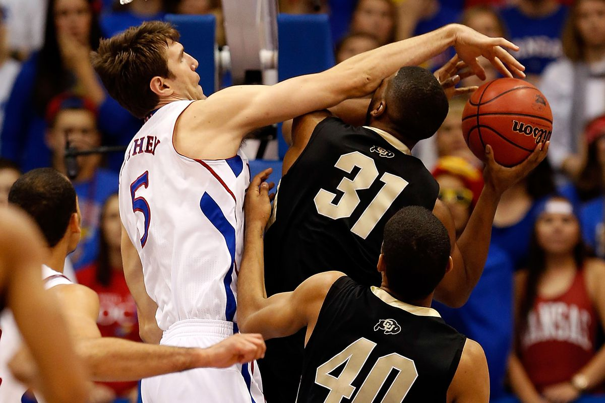 Will Jeff Withey be the one getting your vote and advancing on to face trade up in round two?