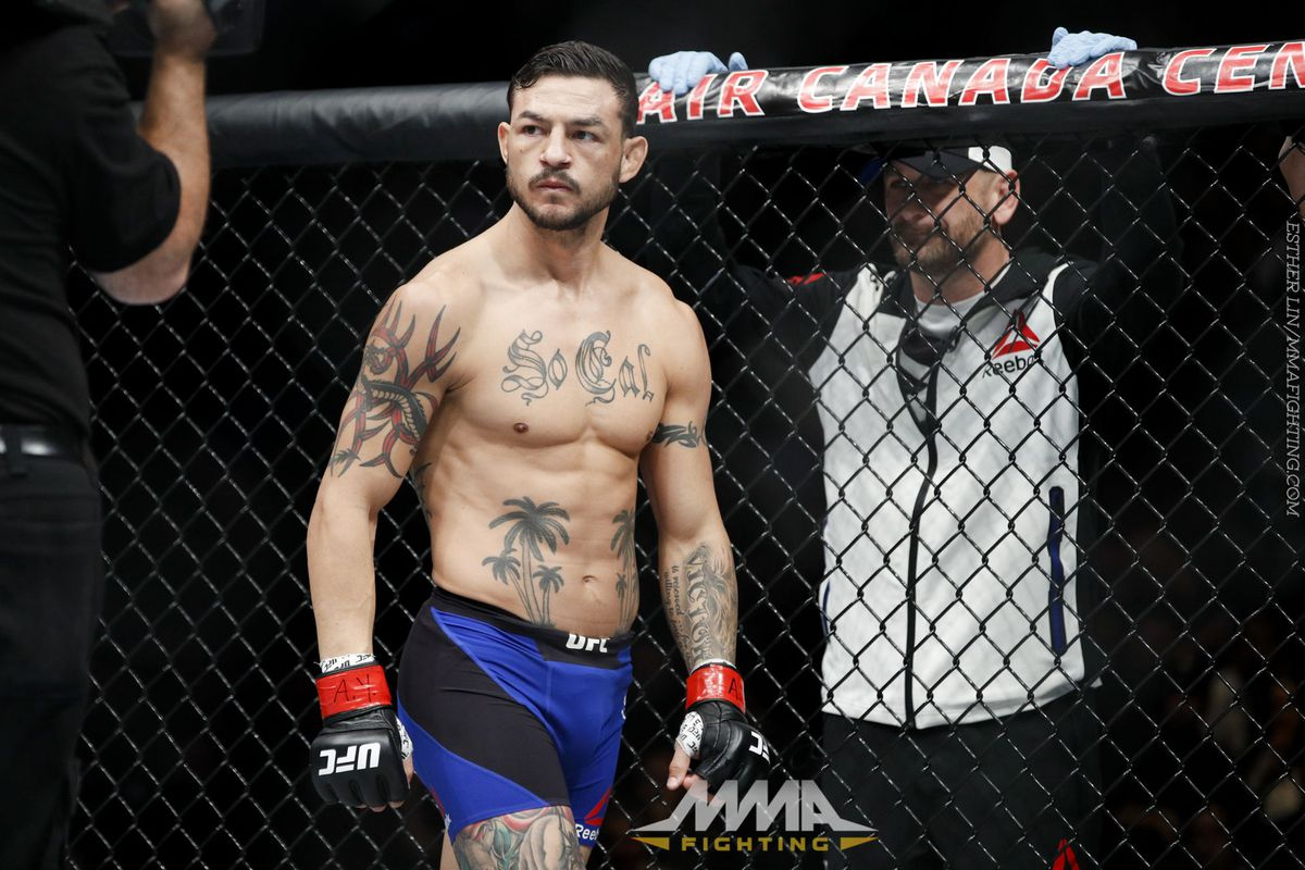 UFC Tampa live blog: Cub Swanson vs. Kron Gracie - MMA Fighting