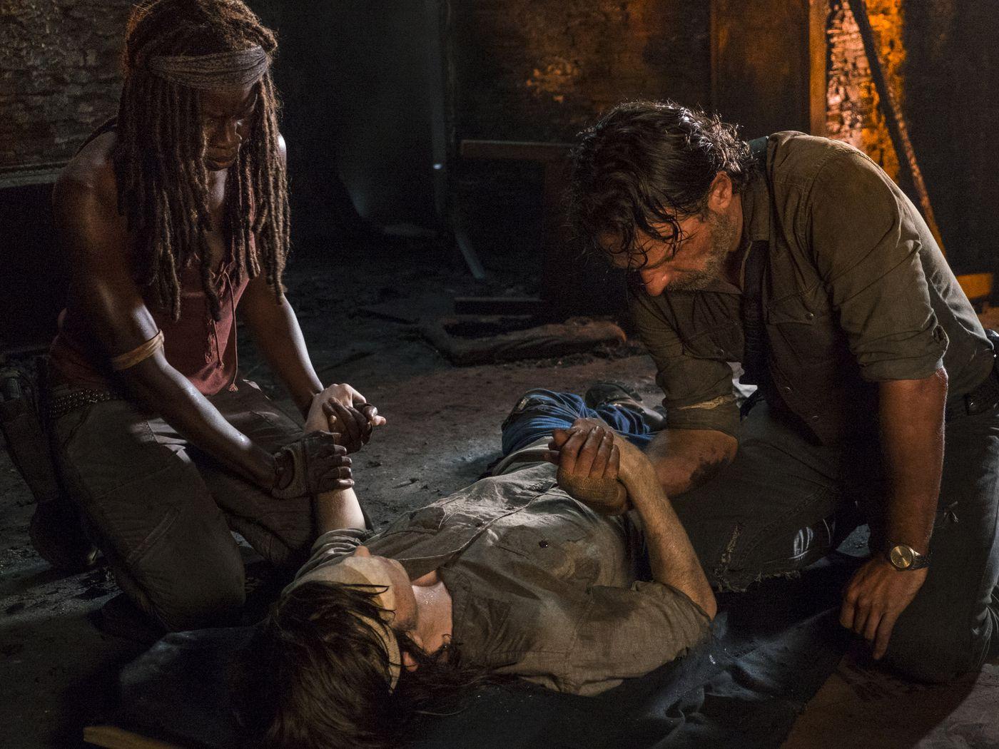 the walking dead season 8 episode 8 yify