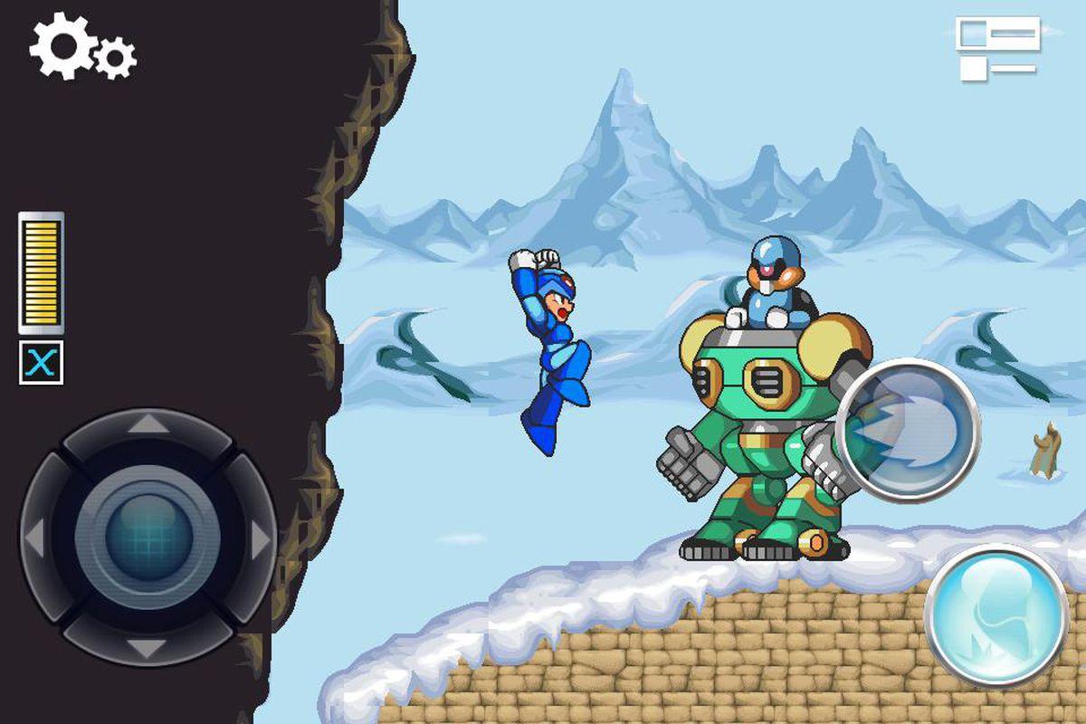 Mega Man X 940