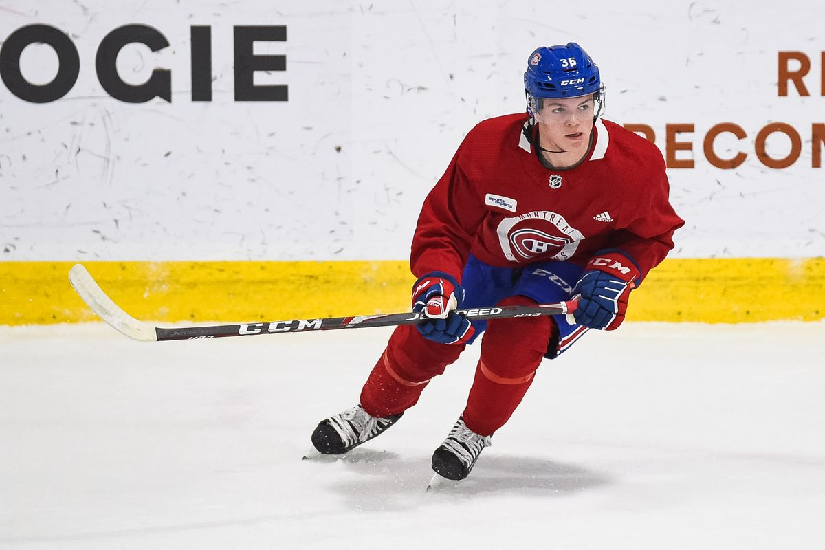 "Habs Headlines: Cole Caufield is ""a threat every time he's on the ice"""