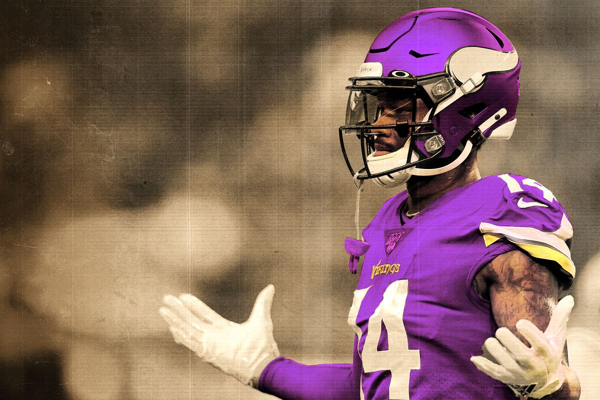 Stefon Diggs Is Mad As Hell Where Do The Vikings Go From Here The Ringer