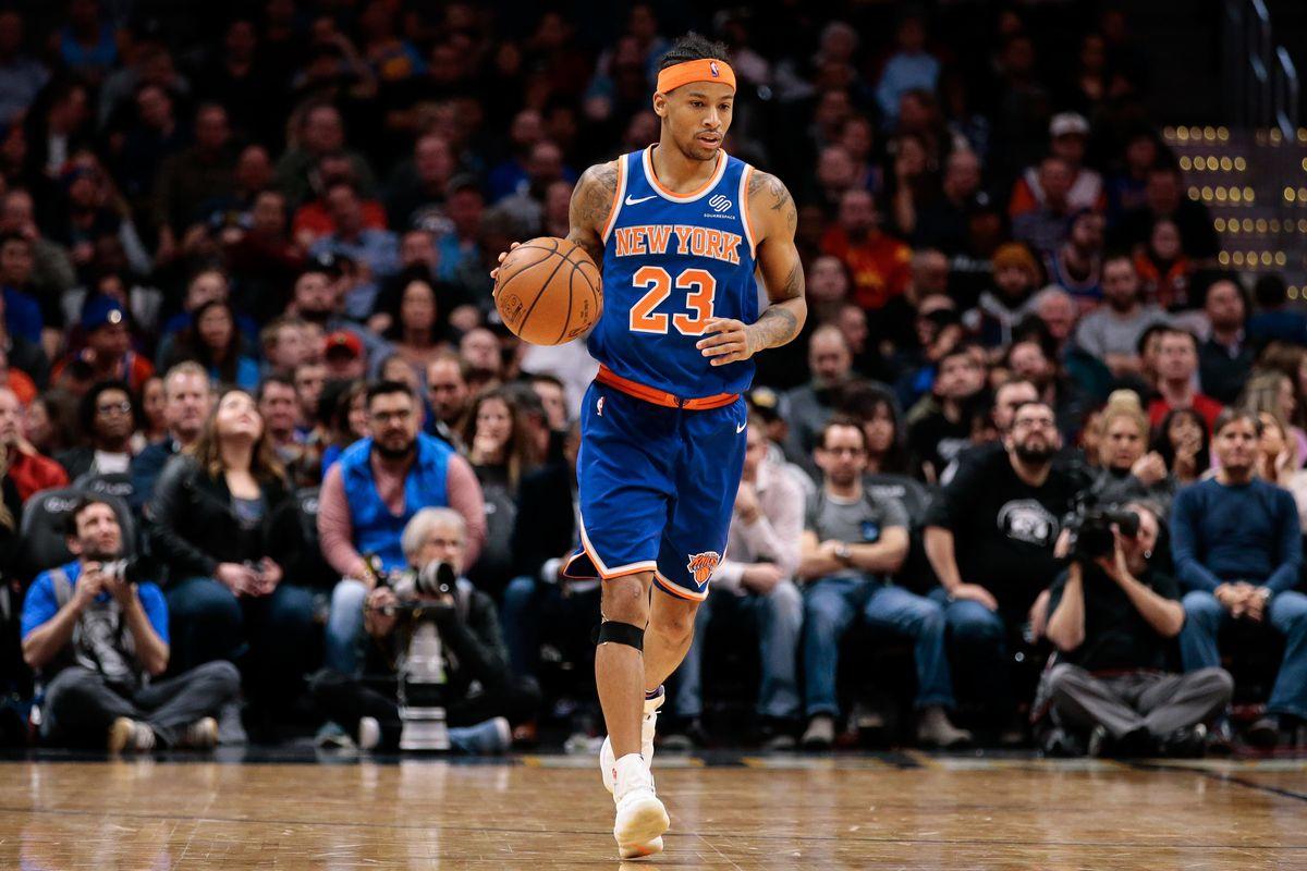 huge discount fe2fb 07a60 Locked on Knicks, Episode 280: Trey Burke and the death of ...