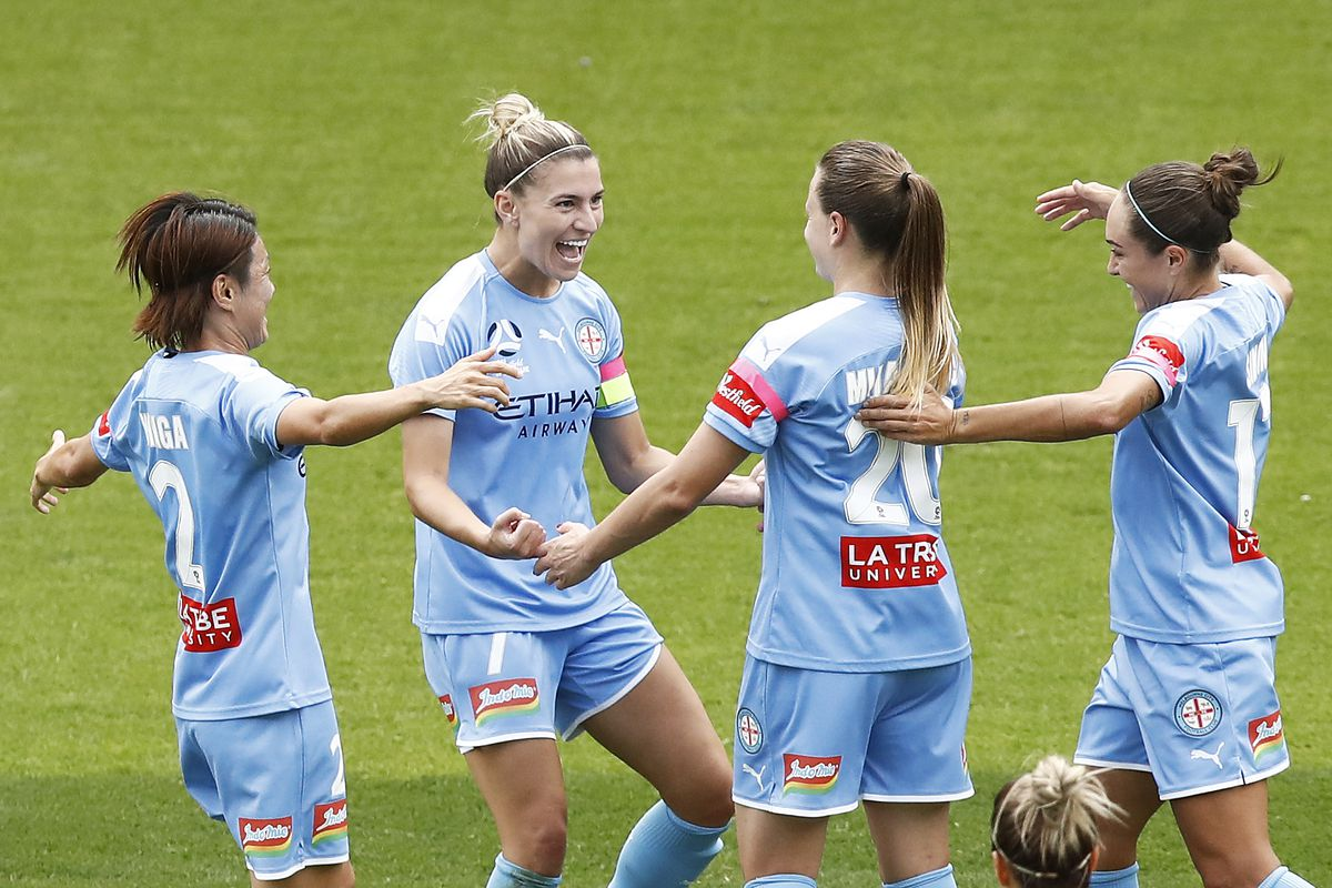 W-League Rd 14 - Melbourne v Brisbane