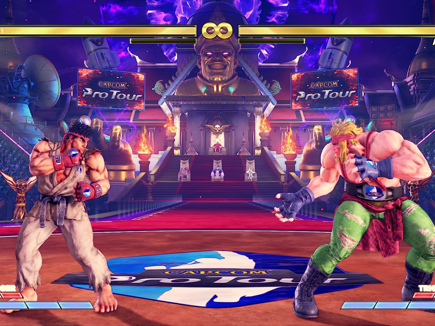 Street Fighter 5 Arcade Edition Getting In Game Ads Polygon