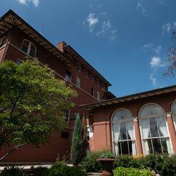The South Shore Cultural Center. | Colin Boyle/Sun-Times