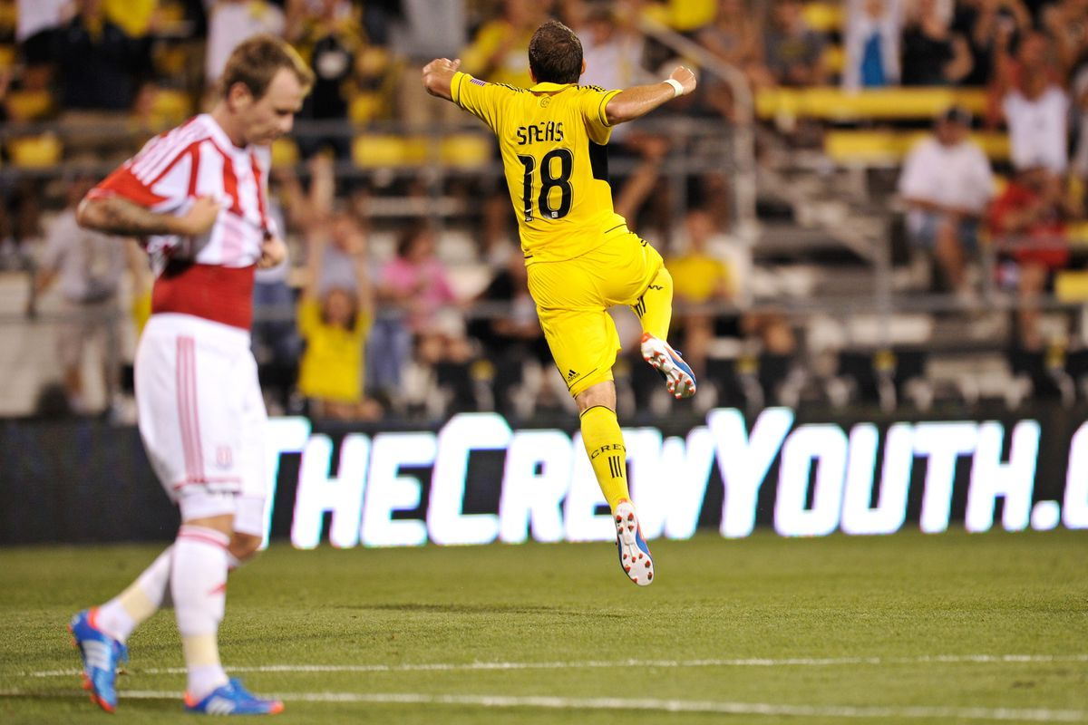 Speas made his mark in 2012. Crew hoping Trapp can do the same in 2013.