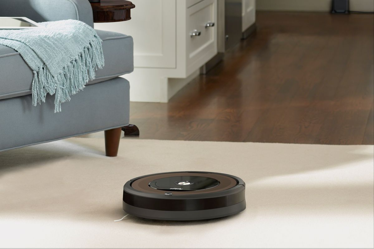 more roombas are getting wi fi so you can control your. Black Bedroom Furniture Sets. Home Design Ideas