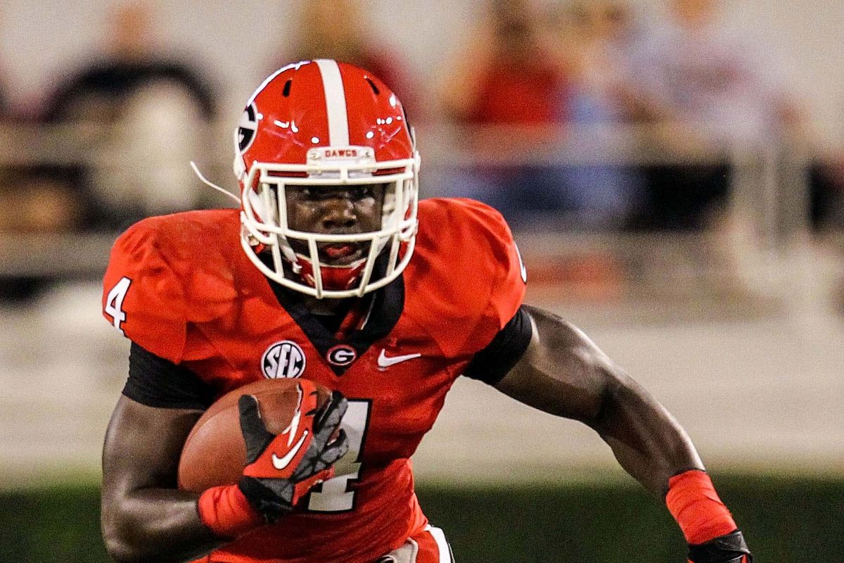 We've got all kinds of running back talent...but need some depth