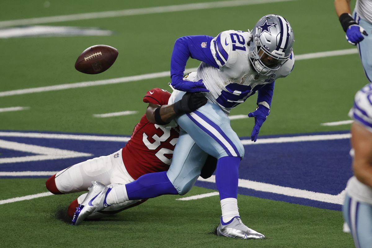 NFL: Arizona Cardinals at Dallas Cowboys