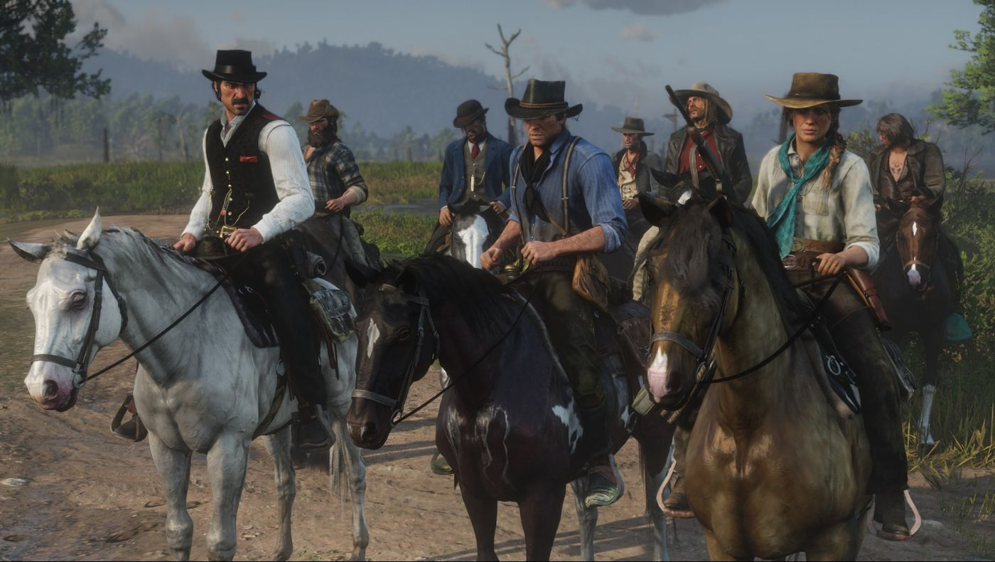 Actress Cali Moore On The Five Year Filming Of Red Dead Redemption 2 Polygon In the red dead series, blaylock voices the character of jack marston in red dead redemption and its expansion pack, undead nightmare. filming of red dead redemption 2