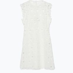 Guipure stars dress, $69.99 (was $99.90)
