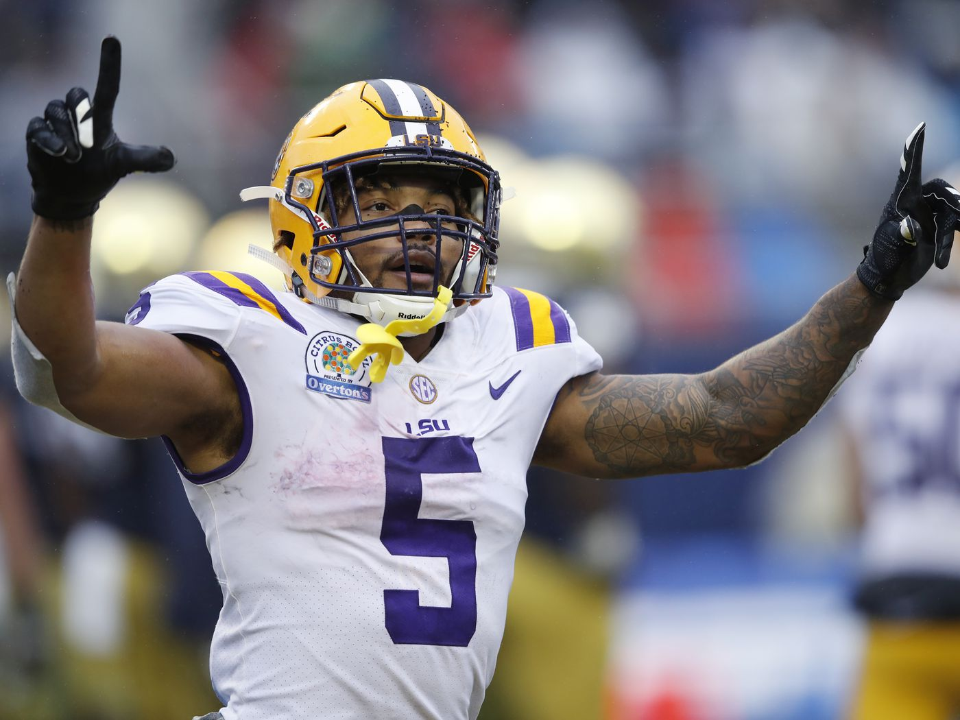 Scouting the 2018 NFL Draft - Derrius Guice, RB, LSU