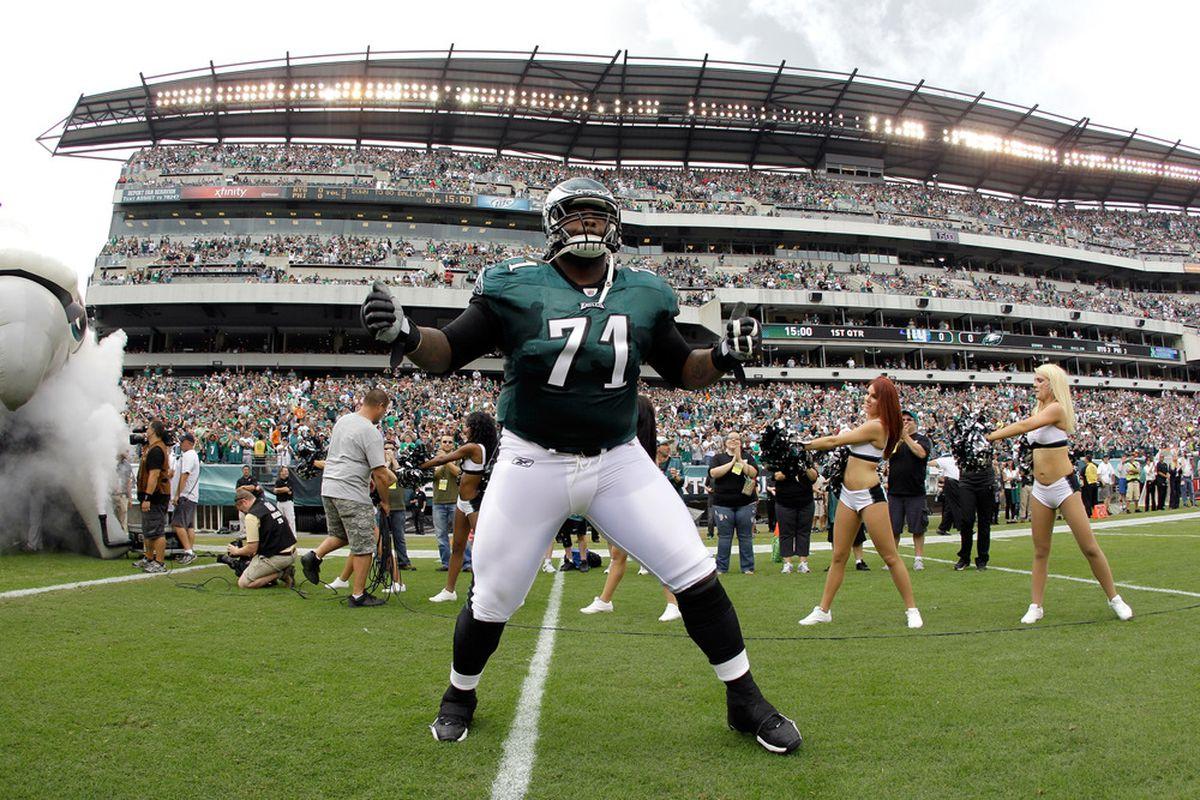 6e3ee605da5 Jason Peters Injury: Ruptured Achilles Is Major Blow To Philadelphia Eagles