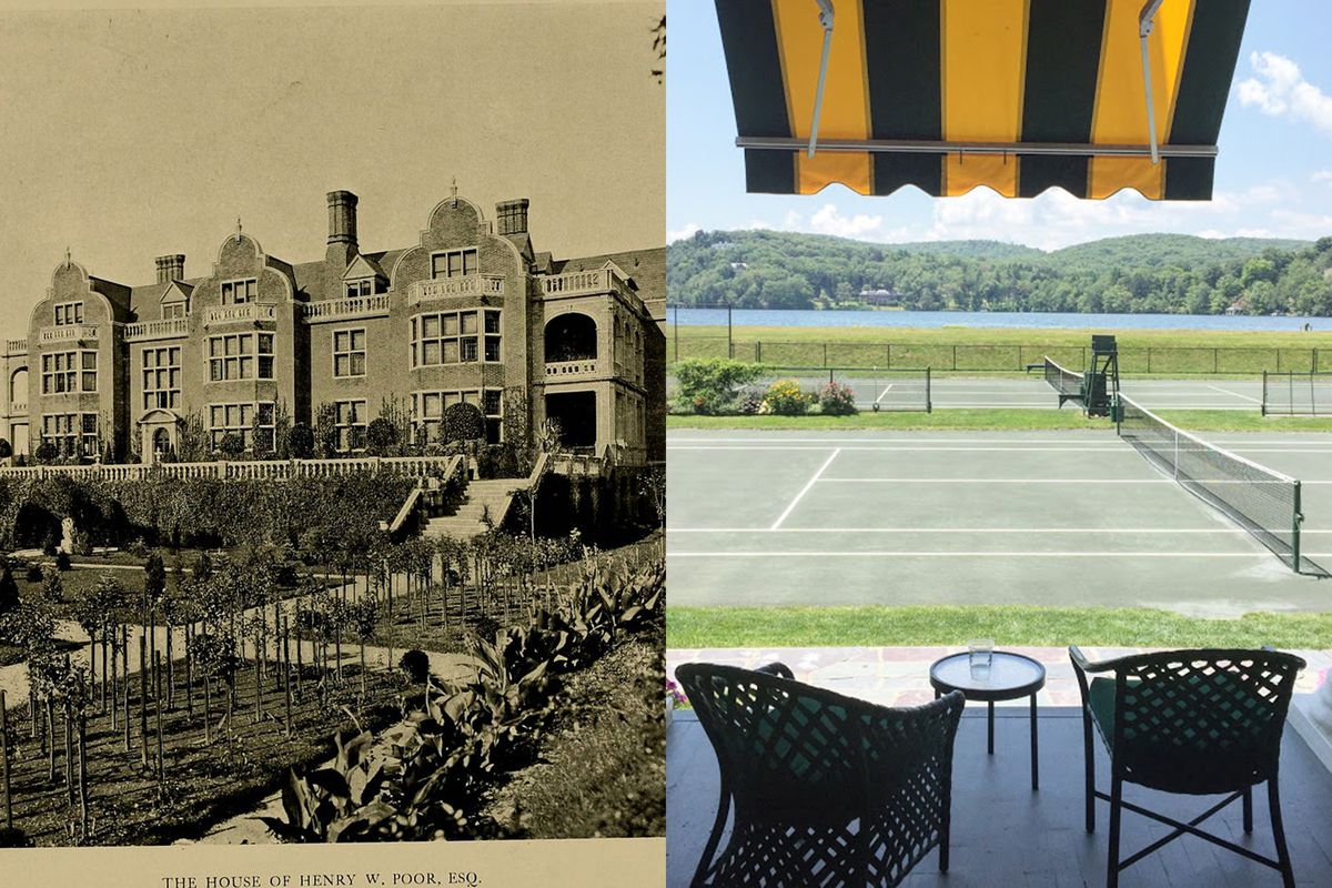 Tuxedo park the gilded age community that time forgot