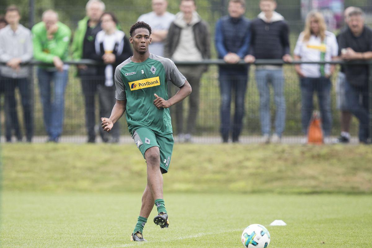 Borussia Moenchengladbach Training Session