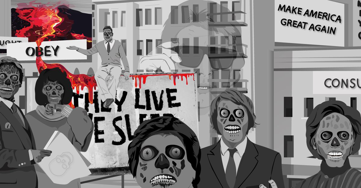 John Carpenter S They Live Was Supposed To Be A Warning The Ringer