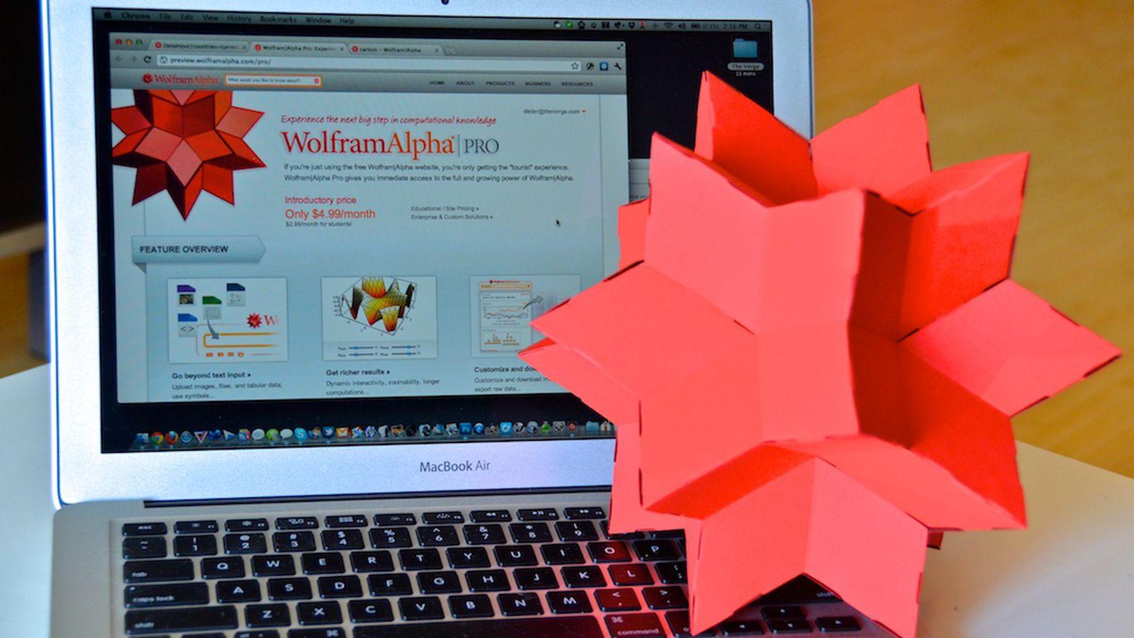 Wolfram Alpha Pro Democratizes Data Analysis An In Depth