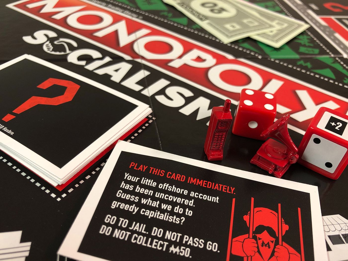 Monopoly Socialism Is Horrible Even As Parody Polygon