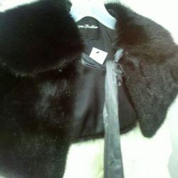 Fur collar, $1000 (originally $3,500)