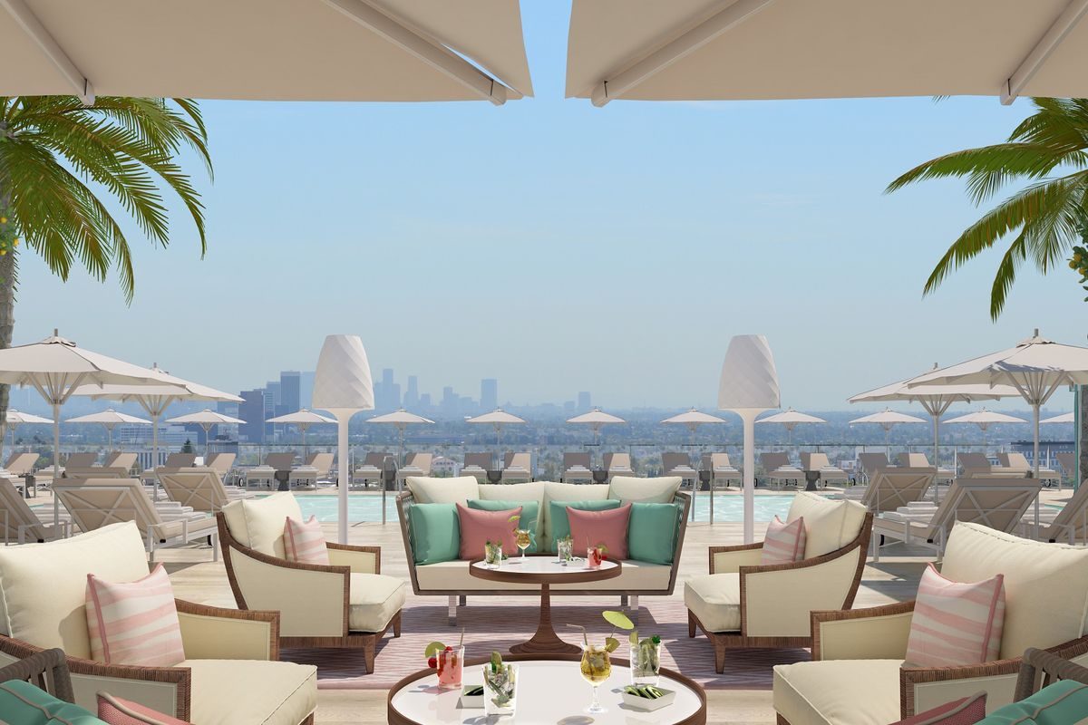French Legend Jean Georges Gets Sunny With His First West