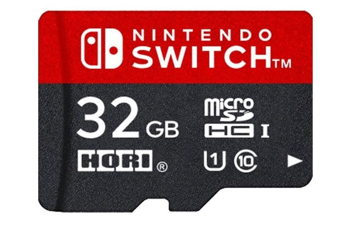 Nintendo Switch Branded Cards So We Ll Use Those Specifications For The Time Being As Our Guideline To What Cl Of Microsd Card Look