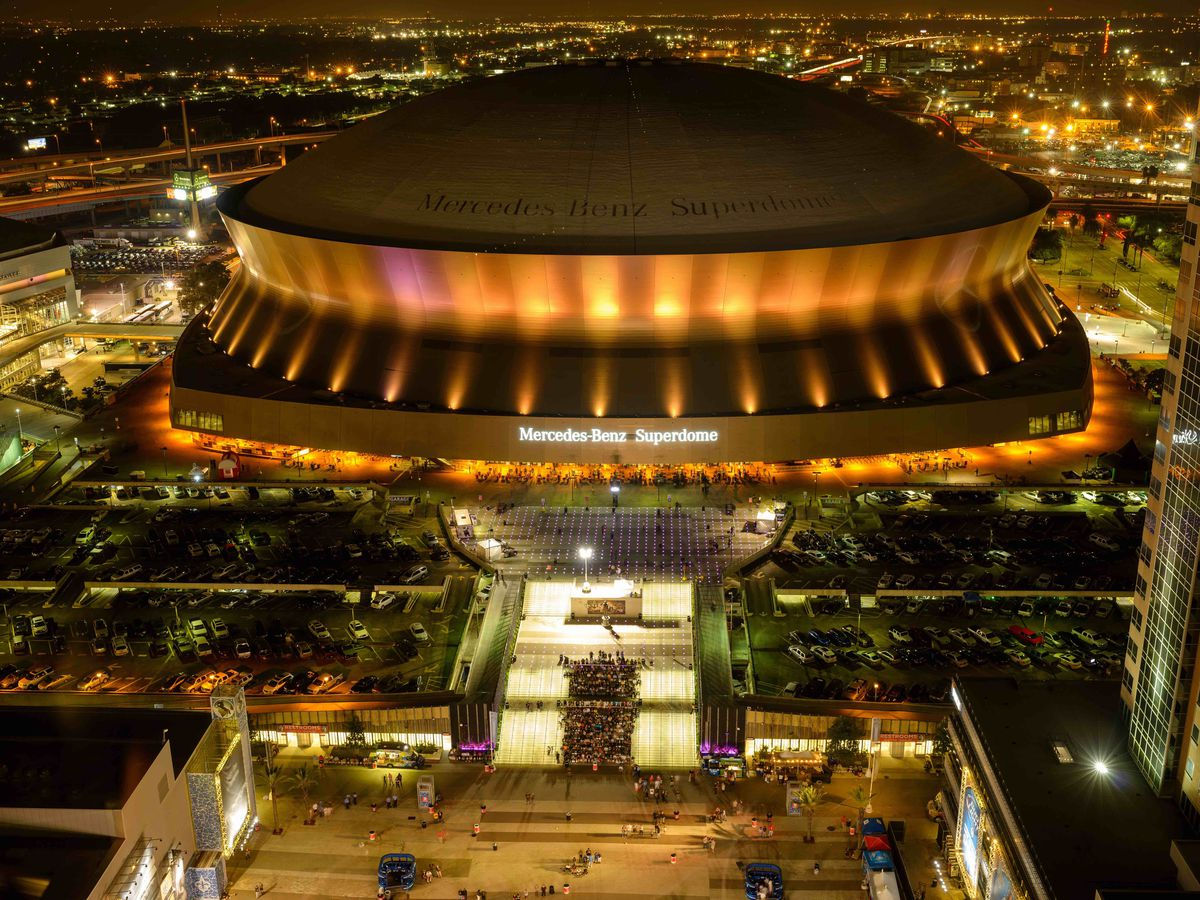 Thanksgiving Events Happening This Week In New Orleans Mapped