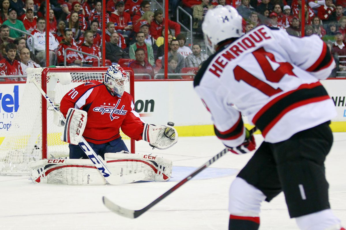 Henrique! Possibly Holtby? Tonight!