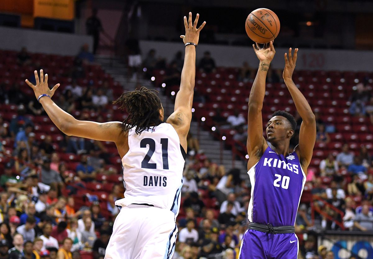 NBA: Summer League-Sacramento Kings at Memphis Grizzlies