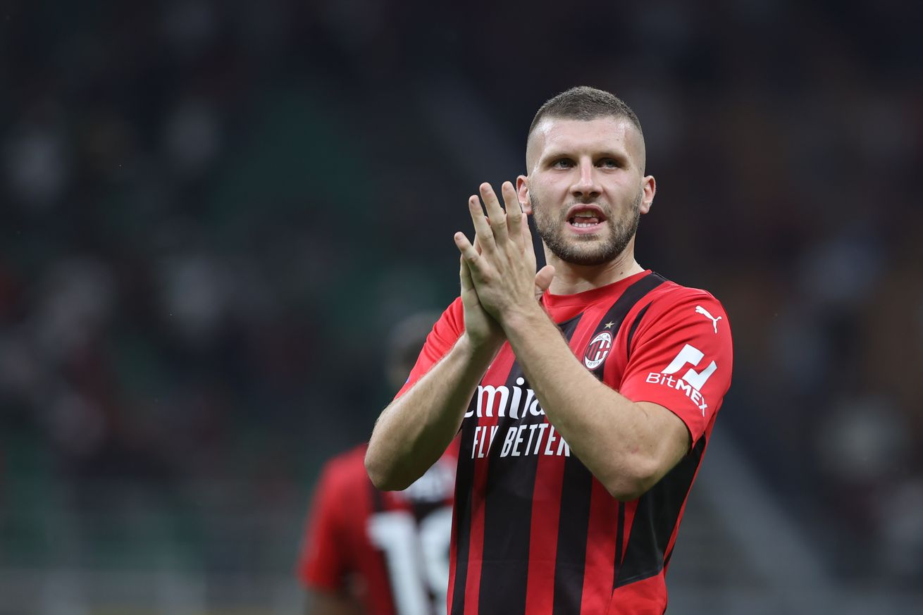 AC Milan Pass Major Test With 2-0 Win Over Lazio As Rebic and Tonali Dominate