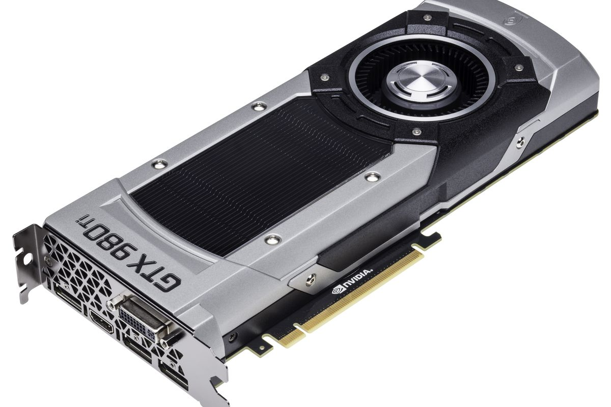 Nvidia's new flagship GTX 980 Ti card is all about 4K and VR