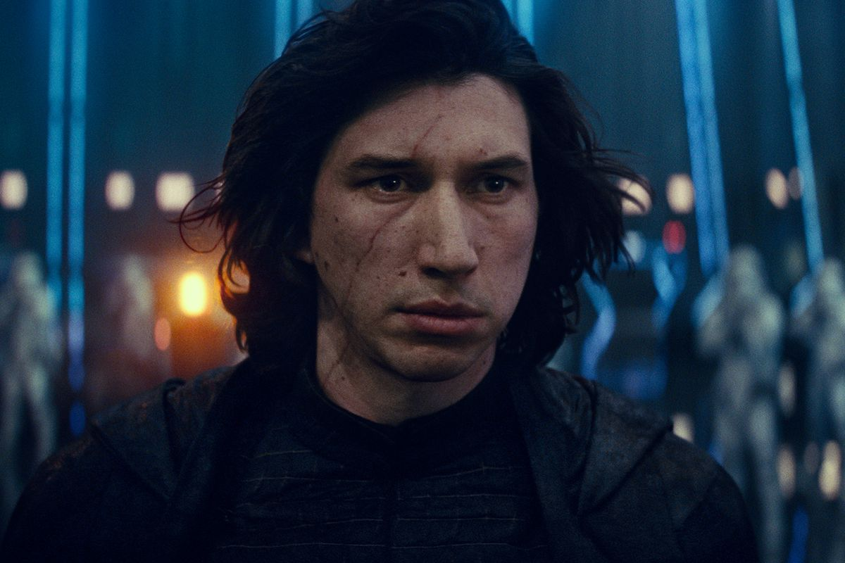kylo reen seethes as rey escapes from his First Order ship in Star Wars: Rise of Skywalker