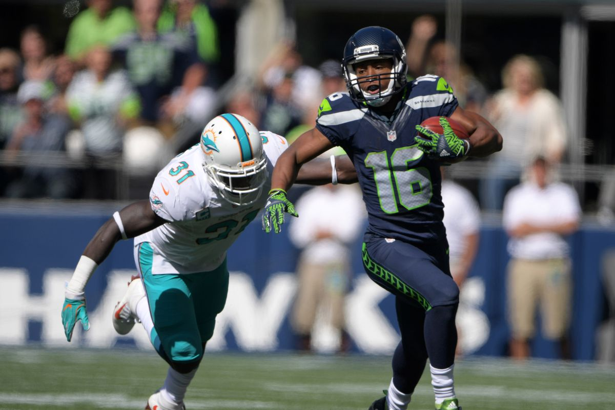 NFL: Miami Dolphins at Seattle Seahawks