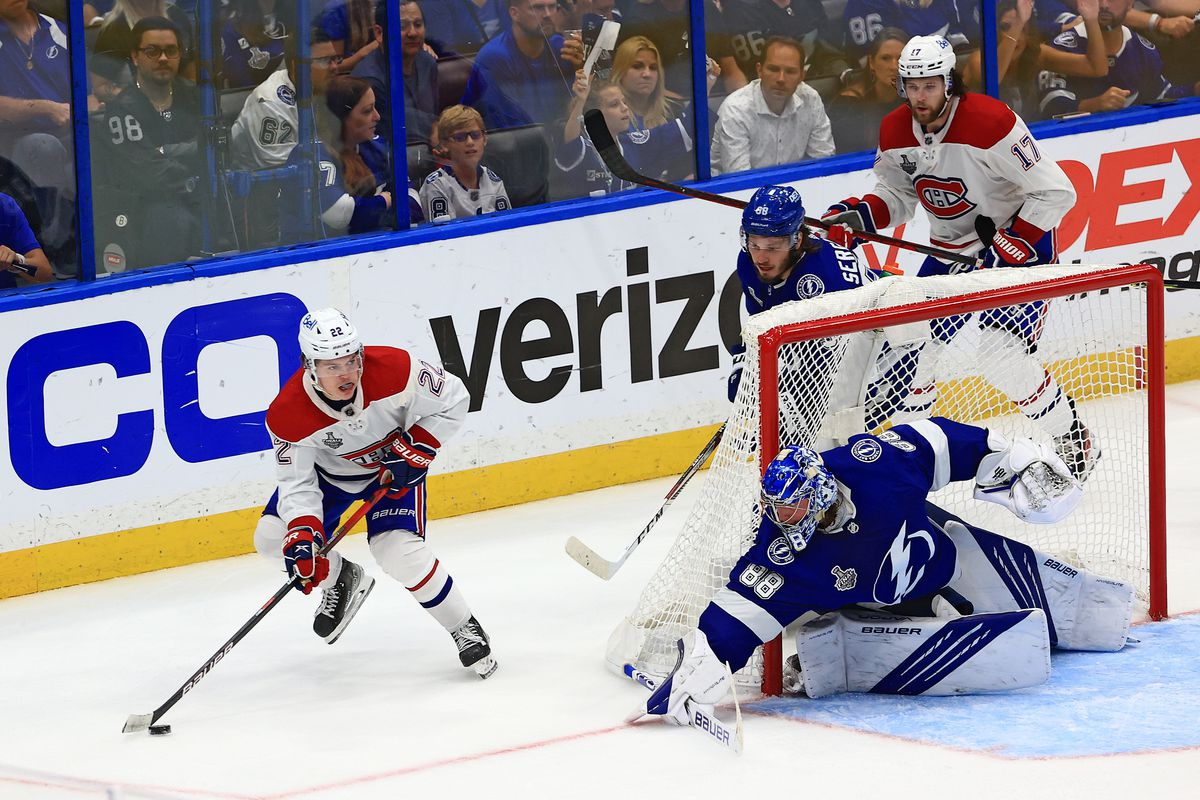 2021 NHL Stanley Cup Final - Game Five