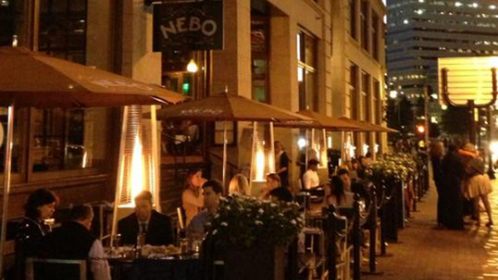 Nebo Restaurant New York