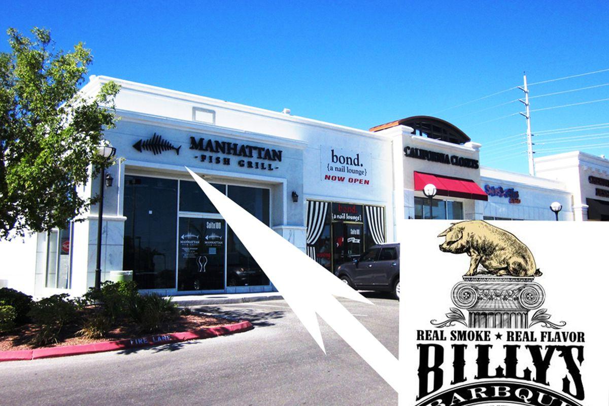 Billy's Bar-B-Que