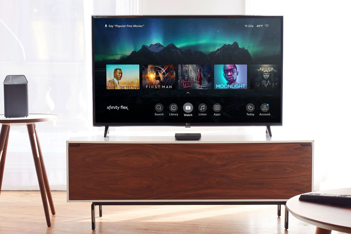 Comcast announces $5-per-month Flex streaming platform for cord