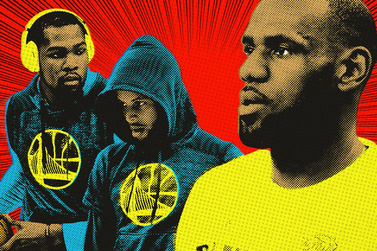 best service 20847 e26b5 The Warriors Are Unstoppable, and They re the Best Thing That Could ve  Happened to LeBron