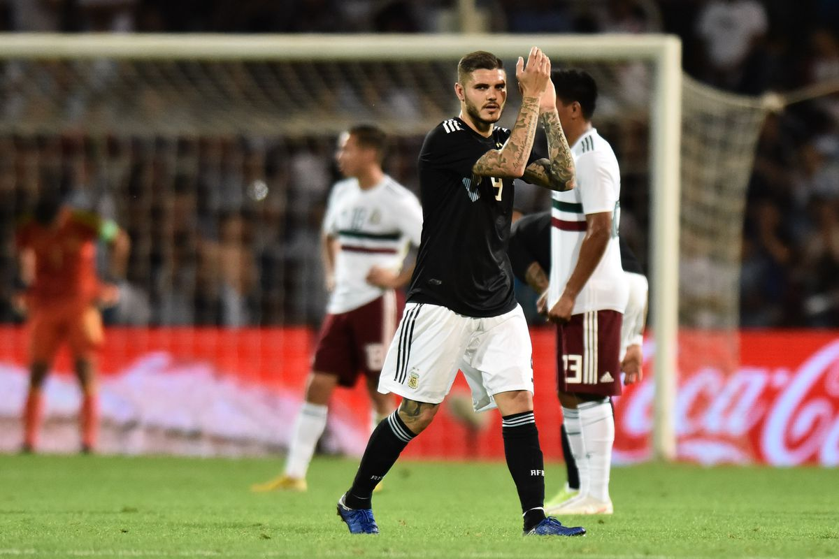 Argentina v Mexico - International Friendly