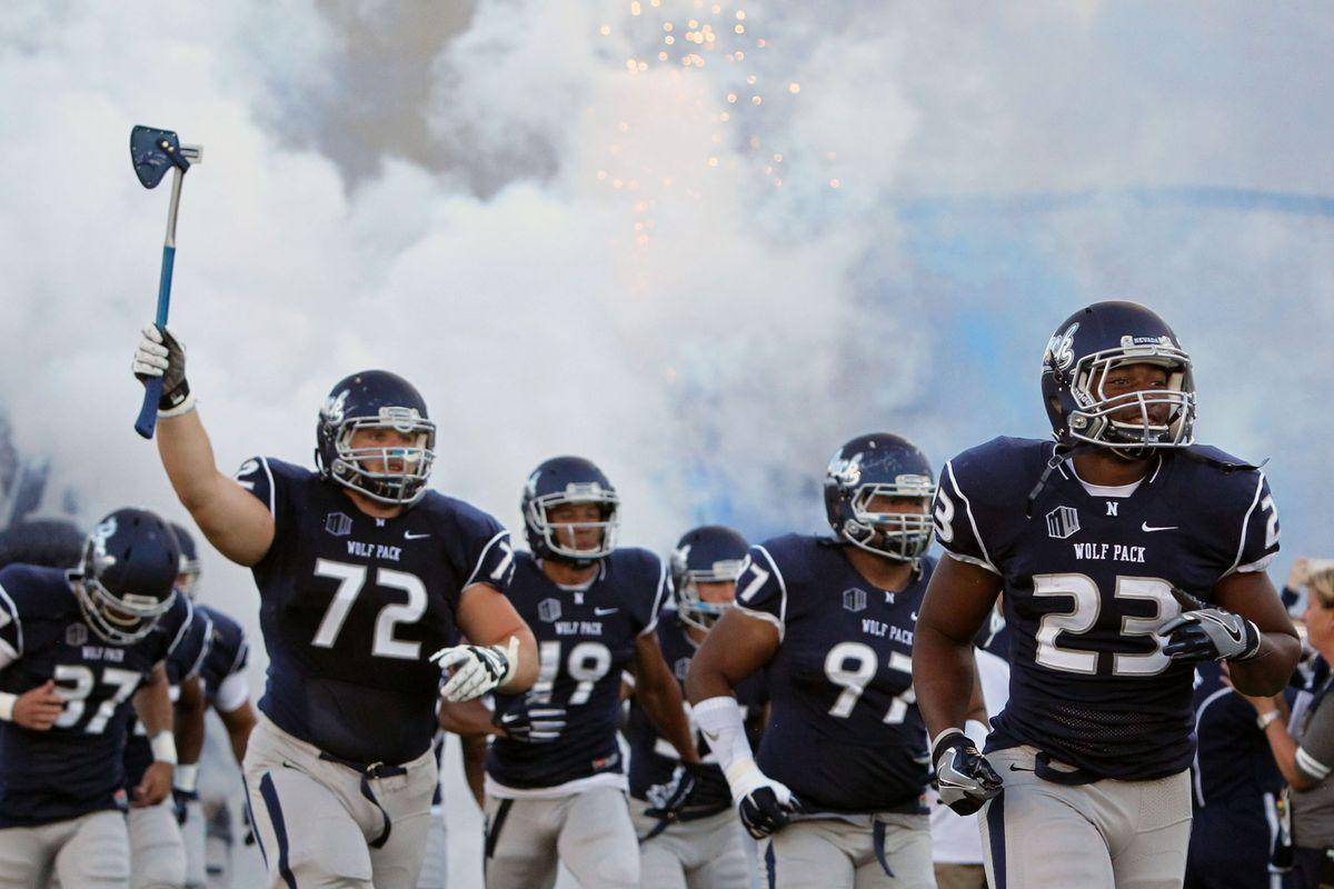 NCAA Football: Cal. Poly - SLO at Nevada