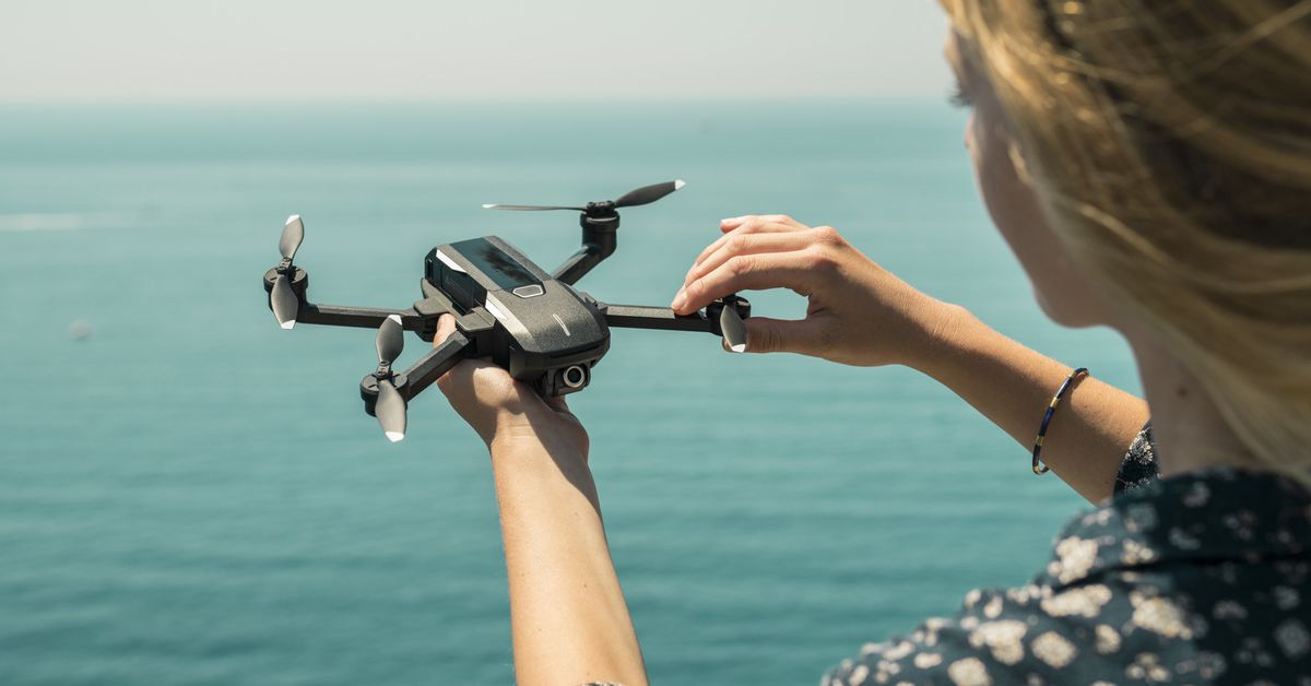Yuneec's Latest Drone Comes with 4K Shooting, Voice Controls, and Face Detection