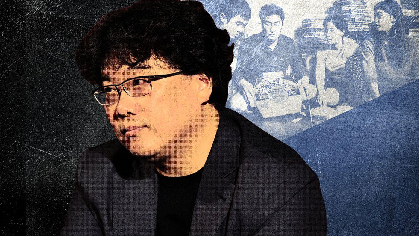 Bong Joon-ho Talks 'Parasite' and the Wealth Gap in South Korea