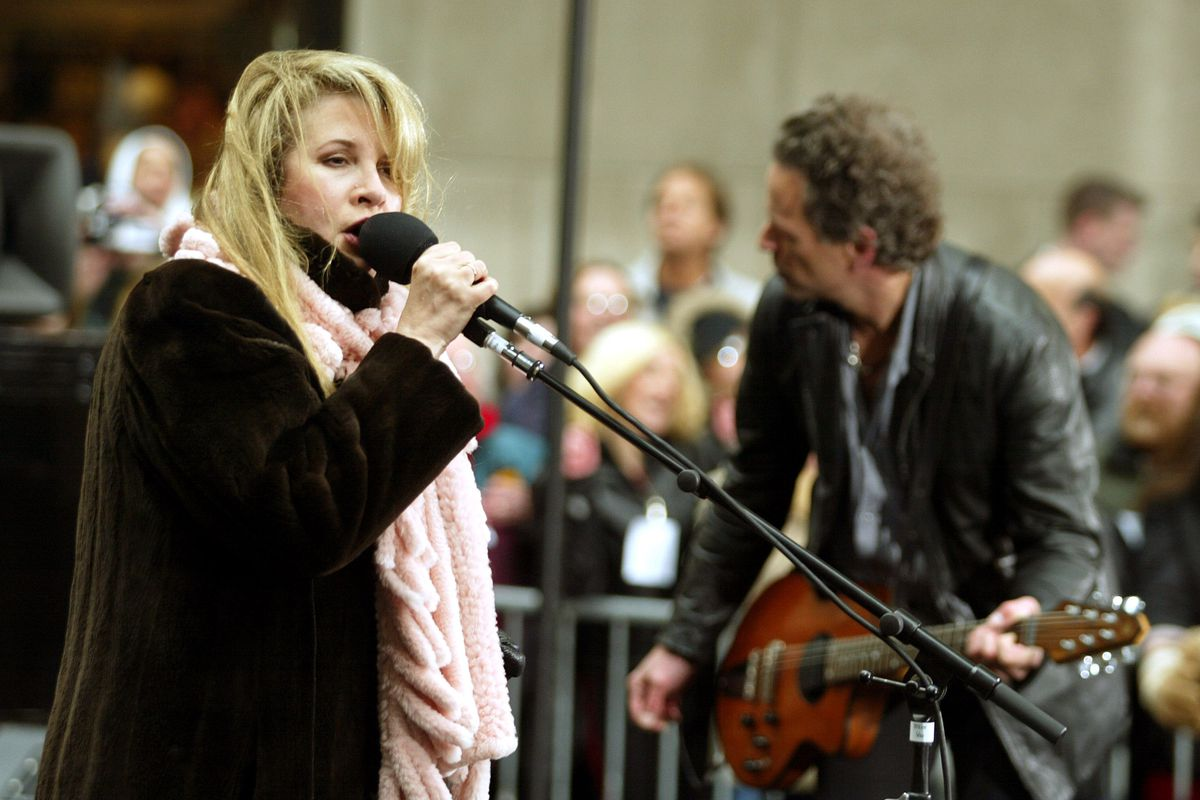 Fleetwood Mac Performs On The Today Show