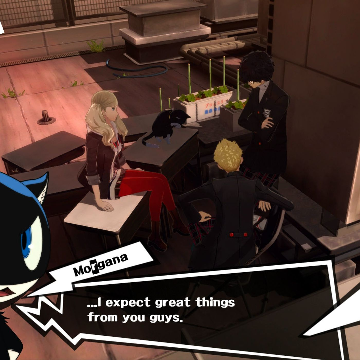 Persona 5 S Pop Culture References Are The Best Polygon